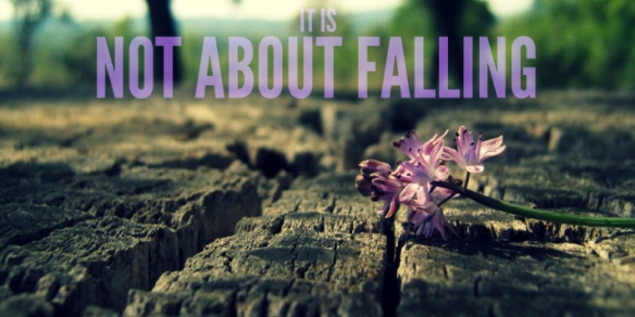 Not About Falling