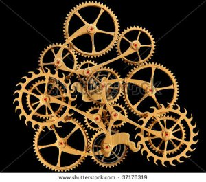 Shutterstock cogs and wheels