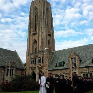 Concordia Seminary Graduates  Staff Photo