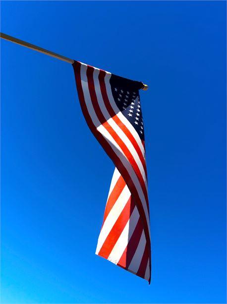 Flag Yvonne Harrison